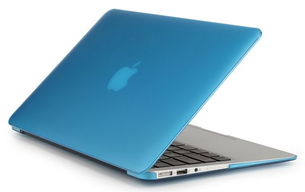 Protective Case blue for 13  MacBook Air 2015