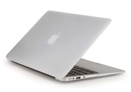 Protective Case clear for 13  MacBook Air 2015