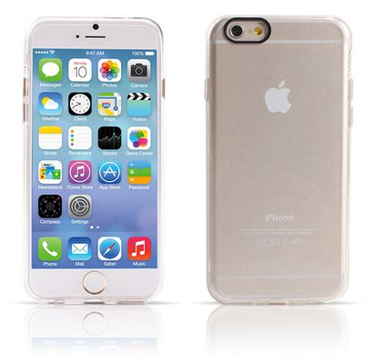 Protective Clear Case transparent for iPhone 6 6s