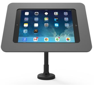 MACLOCKS K/iPad Air Rokku+Kiosk Stnd FlxArm Black (159B260ROKB)