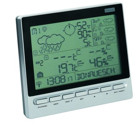 40290 radio controlled wheater station