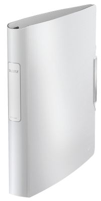 Ringbinder Style PP 4DR/30mm ArcticWhit