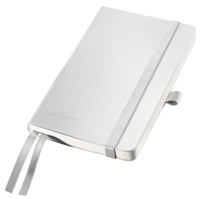 Leitz notepad Style A6 soft ruled 80s. white