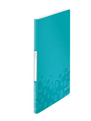 Display book WOW PP 20 Pockets iceblue