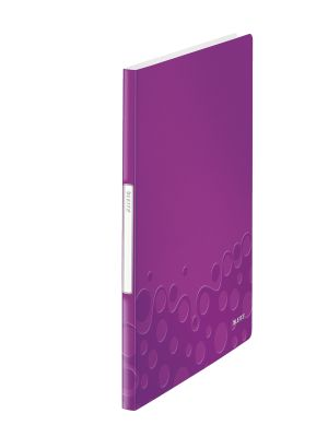 Display book WOW PP 20 Pockets purple