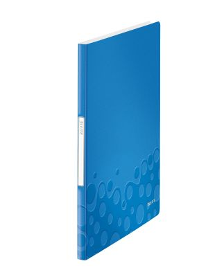 Display book WOW PP 20 Pockets blue