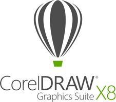 COREL CORELDRAW ESD Graphics Suite X8 (ML) (ESDCDGSX8EMEA)