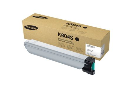 SAMSUNG Black Toner  Cartridge  (CLT-K804S)