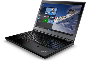 "ThinkPad L560, i5-6200U, 8GB, 256GB SATA SSD, Intel HD Graphics, 15.6"" FHD, Smartcard,  W10 Pro + ThinkPad Pro Dock"