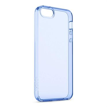 TRANSPARENT AIR PROTECT CASES FOR IPHONE SE BLUE ACCS