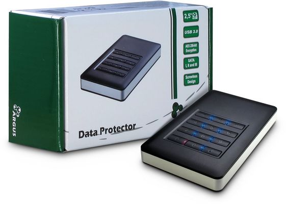 HDD CASE ARGUS GD-25LK01 2.5IN USB 3.0 ACCS