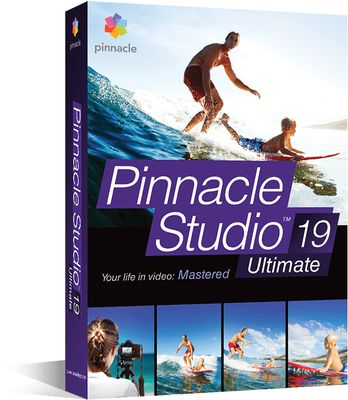 PINNACLE STUDIO 19 ULTIMATE EDU LICENSE (2-50) IN