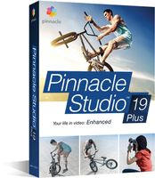 COREL PINNACLE STUDIO 19 PLUS CORP LICENSE (11-50) IN (LCST19PLML2)