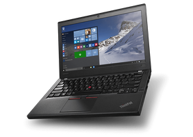 "LENOVO ThinkPad X260, i7-6500U, 8GB, 512GB SATA SSD, Intel HD Graphics 520, 12.5"" FHD IPS, Smartcard,  W7P64 + W10P64 RDVD Flyer +ThinkPad Pro Dock - Portreplikator - 90 Watt (20F6007RMS+DOCK)"