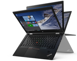 "ThinkPad X1 Yoga Touch, i7-6500U, 8GB, 256GB M.2 SSD, Intel HD Graphics, 14.0"" WQHD IPS MT, Onelink+ to RJ45 Dongle, W10 Pro + ThinkPad OneLink+ Dock"