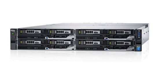 PowerEdge FC630 E5-2630v3 Chassis 2 x 2_5_ 32GB 400GB Broadcom 5720 PERC H330 iDRAC8Ent 3YNBD
