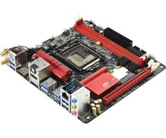 MB ASRock Z170 Gaming ITX-AC 1151 M-ITX 2*HDMI/DP DDR4 retail