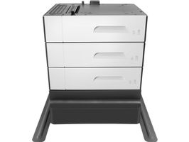 HP Paper Feeder and Stand - Pappersmagasin - 500 ark i 3 fack (G1W45A)