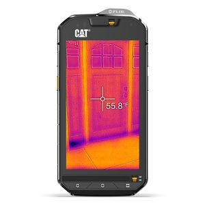 CAT S60 4G Black (CS60-DEB-EUR-EN)
