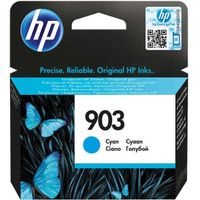 HP Cyan Ink Cartridge No. 903  (T6L87AE)