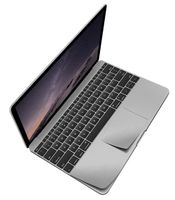 Protective Skin gray for 12  MacBook 2015