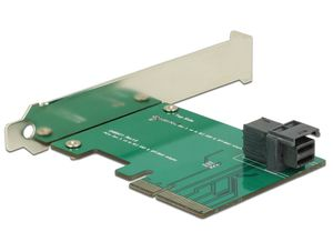 PCIe*4 interface Card SFF-8643 NVMe