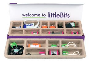 LITTLEBITS Premium Kit (650-0120)