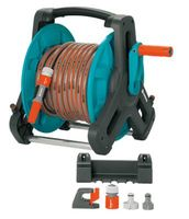 GARDENA Classic Wall-Fixed Hose Reel 50 Set (08009-20)