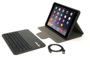 iPad Air2 TurnFolio with Keyboard /Black