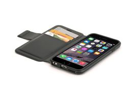 iPhone 6/6s Wallet Case /Black
