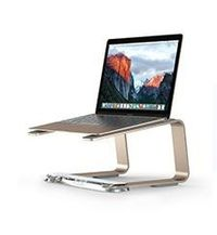 GRIFFIN Griffin Elevator Laptop Stand - Matte Gold/Clear
