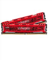 DDR4 PC2400 32GB kit (2*16GB) CL16 Ballist