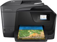 OFFICEJET PRO 8710 AIO PRINTER A4 35PPM WIFI                    IN MFP (D9L18A#A80)