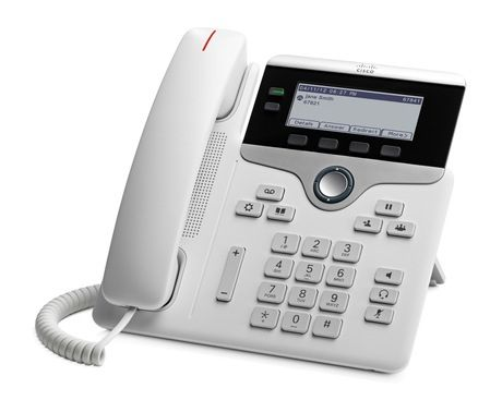 UC Phone 7821 White