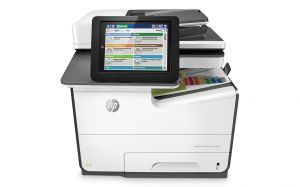 PageWide Managed Color MFP E58650dn