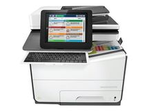 HP PageWide Managed Col Flow MFP E58650z