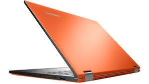 "IdeaPad Yoga 2 13.3"" FHD touch orange,  Core i5-4210U, 8GB RAM, 500GB SSHD, Windows 8.1"