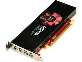 AMD FIREPRO W4300 4GB  IN