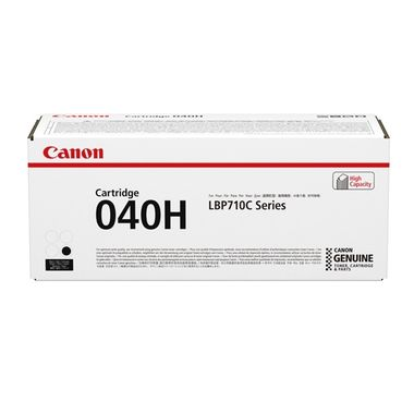 Toner/ 040H CLBP Cartridge BK
