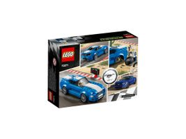 Speed Champions 75871 Ford Mustang GT