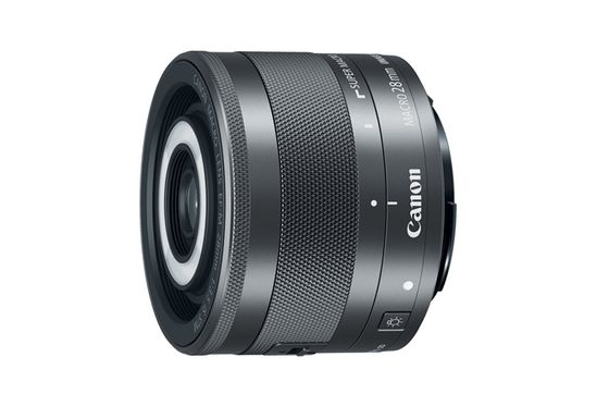 CANON, LENS EF-M 28MM F/3.5 MACRO IS STM