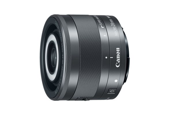 Canon EF-M 28/3,5 IS STM Macro