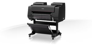 PRO-2000 24I/ A1/ 12C. Photo/ Graphic arts printer. NO stand. Stand SD-21 is Mandatory.