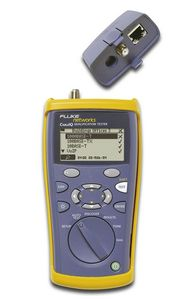 ASSMANN Electronic FLUKE KABEL IQ QUALIFIK. TESTER INCL. REMOTE ADAPTER (ACT-CIQ-100)
