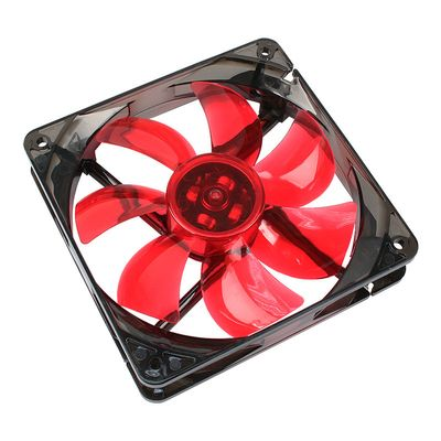 Lüfter Silent Fan 120*120*25 Red LED 1200RPM