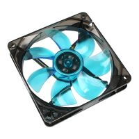 COOLTEK Lüfter Silent Fan 120*120*25 Blue LED 1200RPM (CT120LB)
