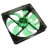 COOLTEK Lüfter Silent Fan 140*140*25 Green LED 900RPM