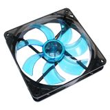 COOLTEK Lüfter Silent Fan 140*140*25 Blue LED 900RPM