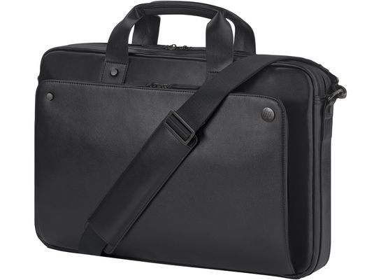 """HP Executive 17.3"""" Black Leather Top"""