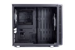 FRACTAL DESIGN Kab Define Nano S Black Window